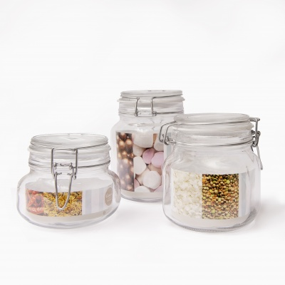 Consol Clip Top Jars Cover
