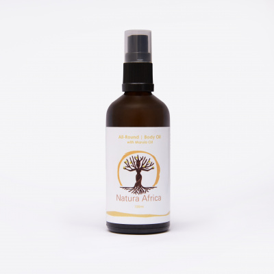 Natura Africa Body Oil - All-Round 100ml Cover
