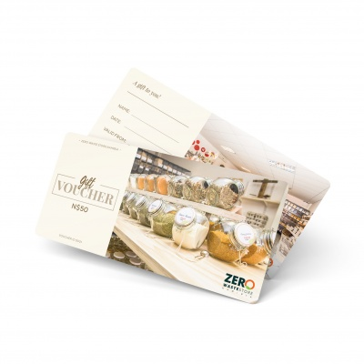 Gift Vouchers Cover