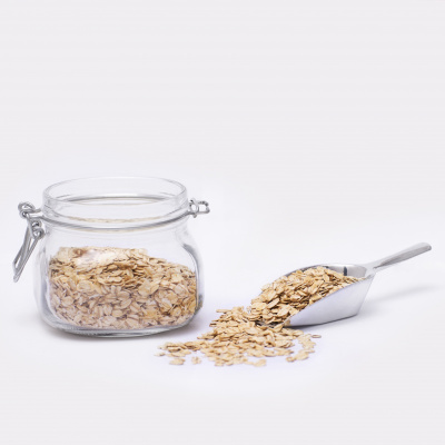 Gluten free rolled oats Cover