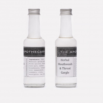 The Apothecary Mouth Wash 125ml Cover