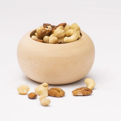 Mixed Nuts Raw 100g Cover