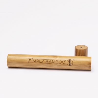 Simply Bamboo Toothbrush Travel Case Cover