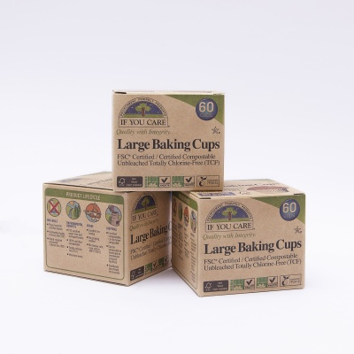 IFC Baking Cups Large Cover