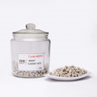Earthy Toothpaste Bits - Berry Cherry refill Cover