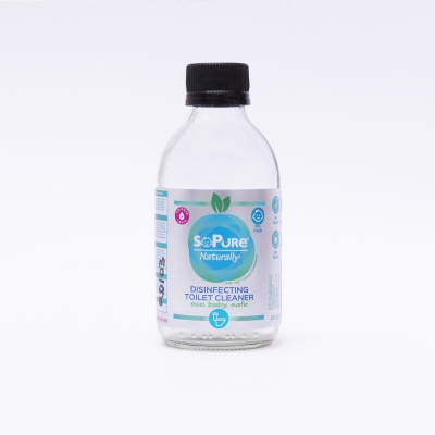 Disinfecting Toilet Cleaner 93g Cover