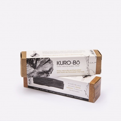 Kuro-Bo Charcoal Water Filter Cover