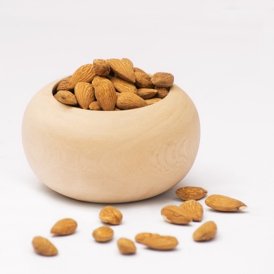 Almonds Raw 100g Cover
