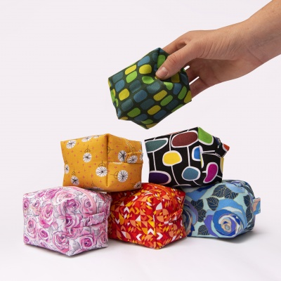 Pocket Cosmetic Bag Cover