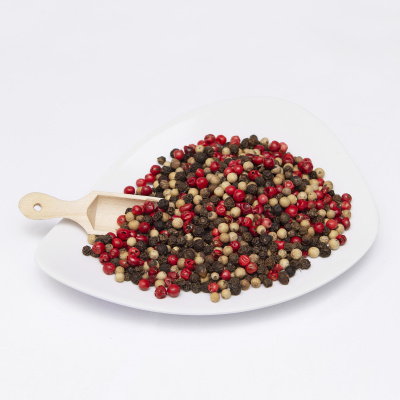 Mixed Peppercorns Cover
