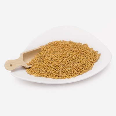 Mustard Seeds Yellow 50g Cover